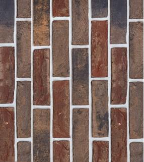 WesterWalder Klinker: плитка WK 920 Ruhrtal Mangan